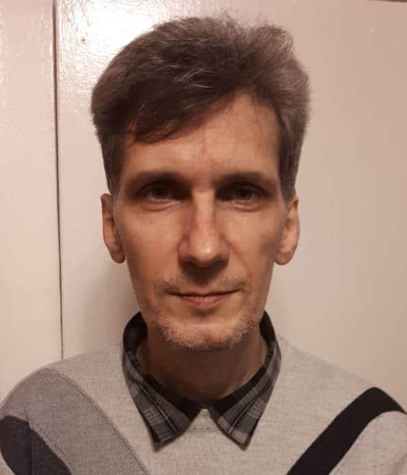 Воспитатель Сергей Викторович