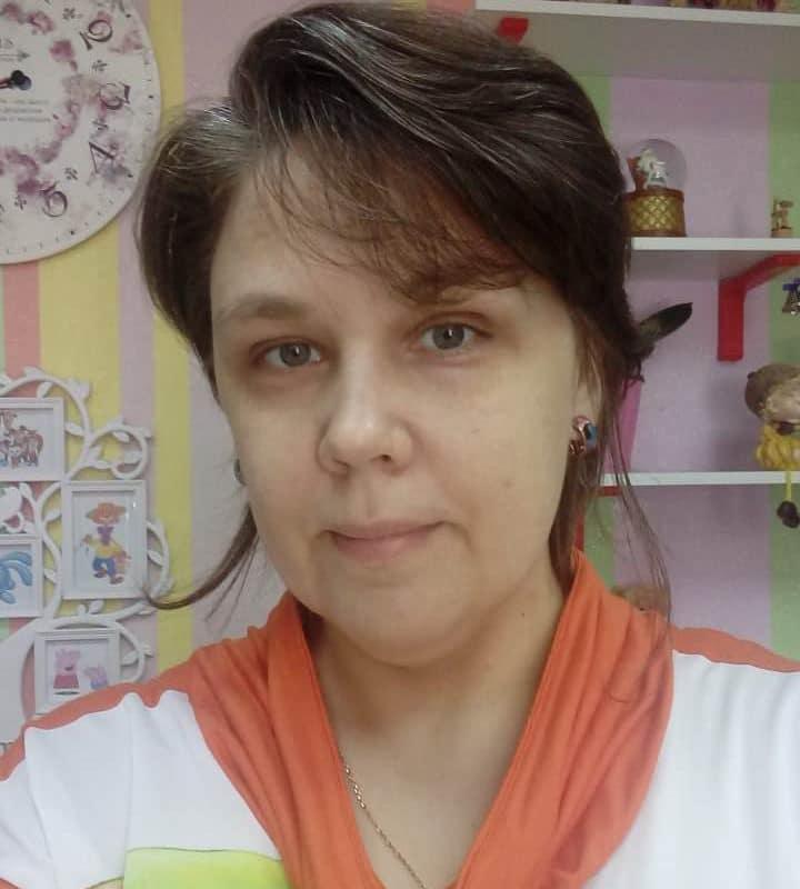 Воспитатель Виктория Юрьевна